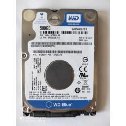 Dysk WD 500GB *0410