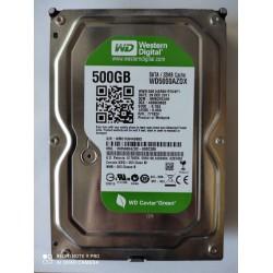 Dysk WD 500GB *0396